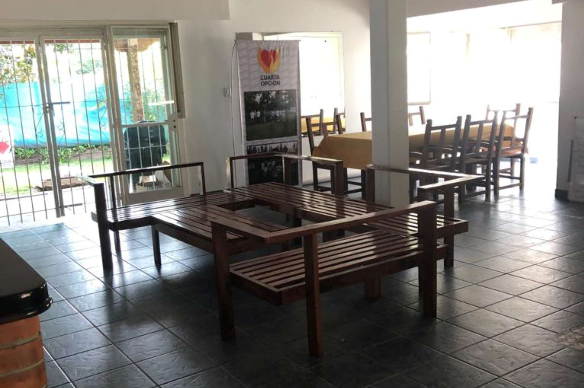 Ambulatorio interior 2